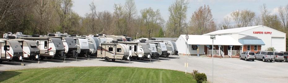 kampers supply lot