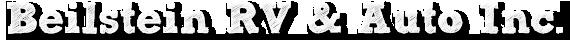 Featured Dealer: Beilstein RV and Auto Inc.