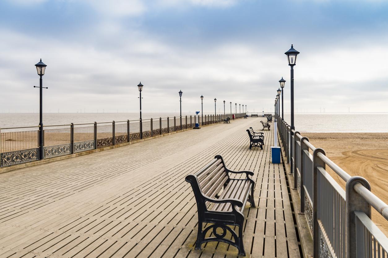 Old Fashioned Boardwalks