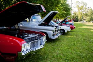 Top Destinations for Antique Car Lovers
