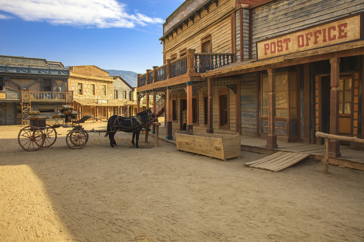 Wild West Attractions and Destinations