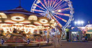 Top 5 Summer Carnivals & Festivals