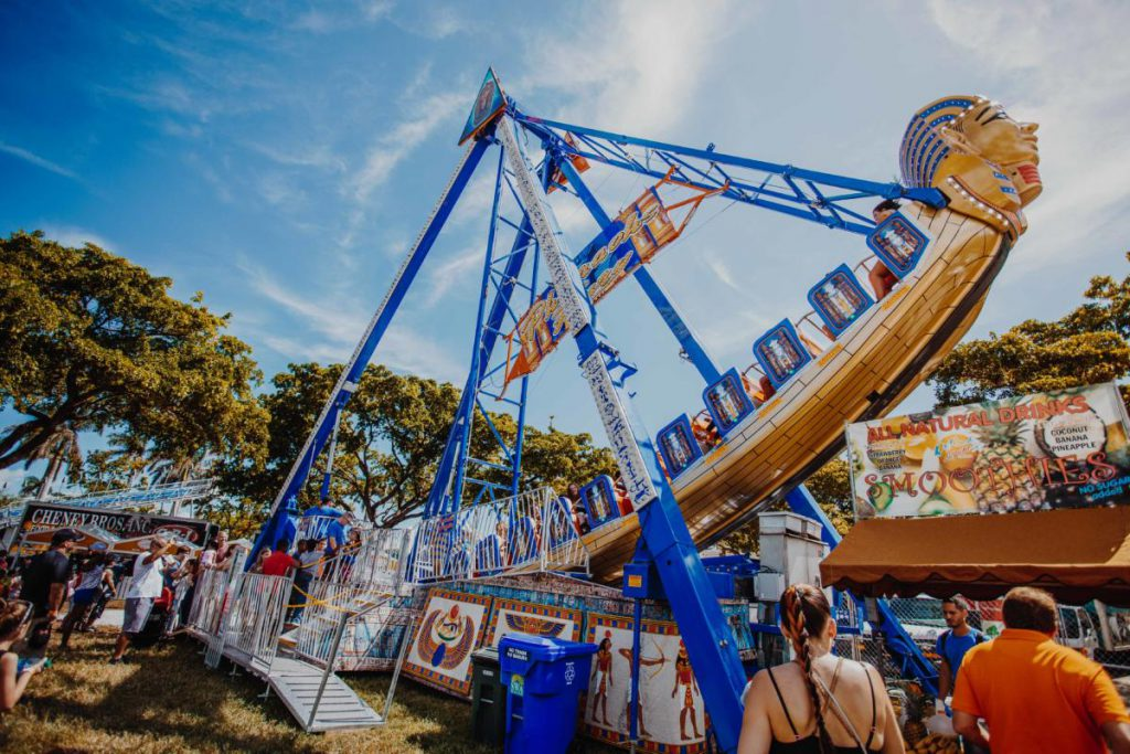 Coconut Grove Pumpkin Patch Festival- Miami, Florida