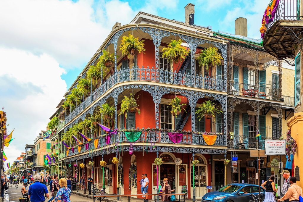 French Quarter Louisiana