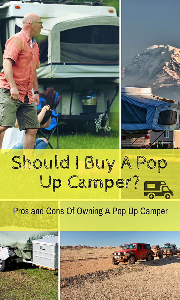 Before you buy a pop up camper, be sure to weigh the pros and cons. Learn all about pop up campers and see if this is right for you.