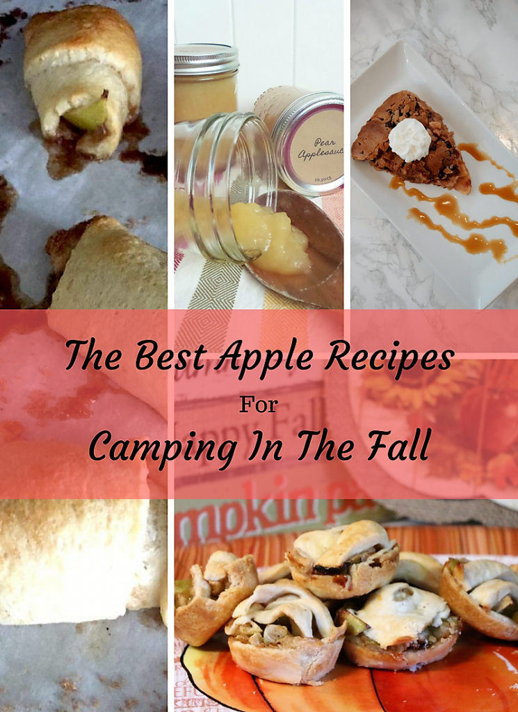 The Best Apple Recipes for Fall Camping