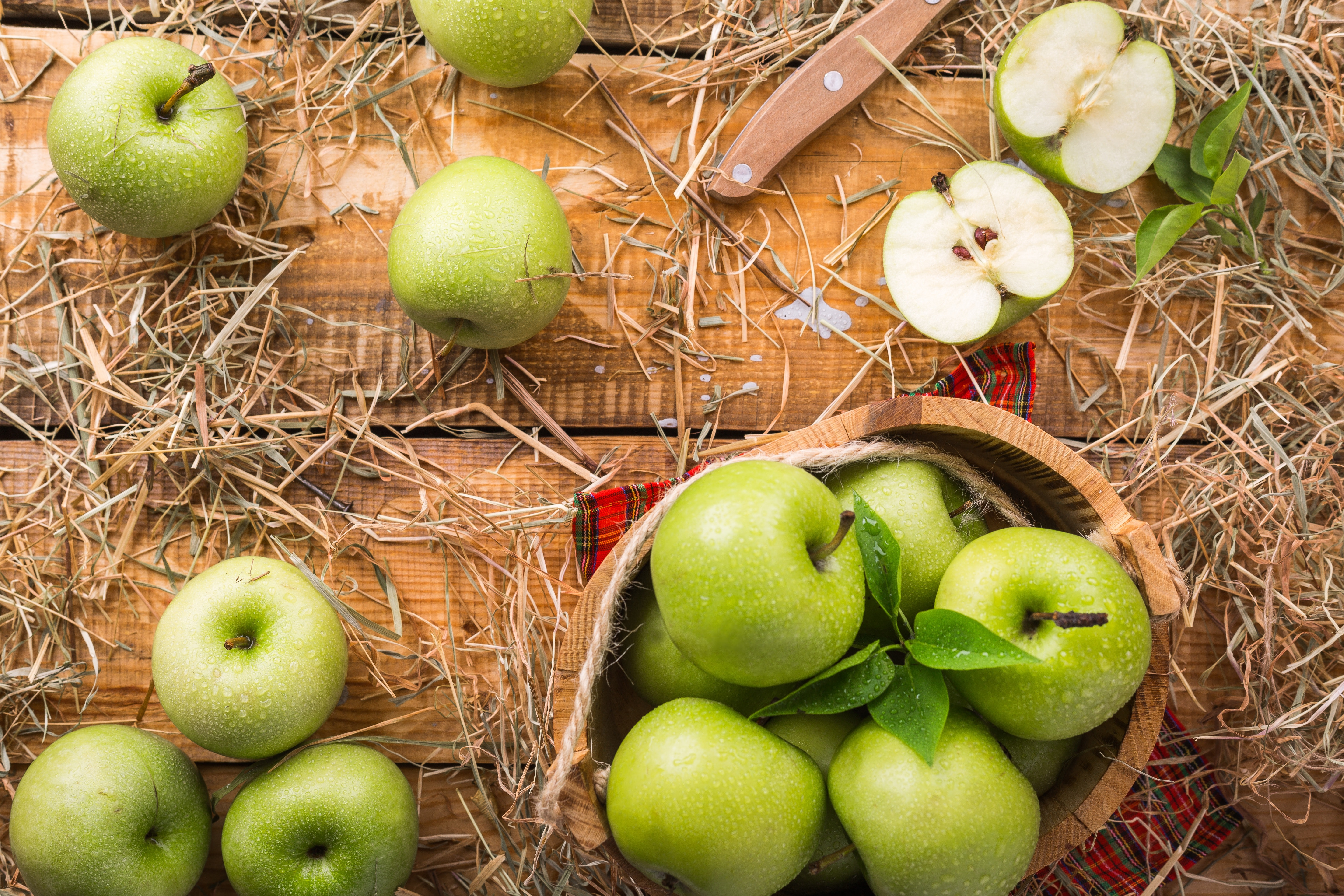 Apple Recipes for Fall Camping