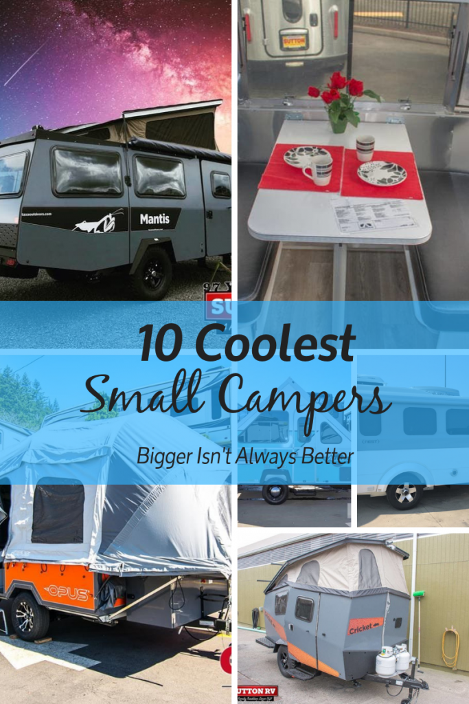 10 Coolest Small Campers