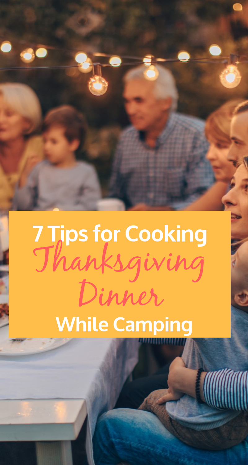 Though most people decide to gather around a table to enjoy Thanksgiving dinner, others choose to spend it around a campfire with a few close friends or family members. If you plan to cook your turkey day feast out in the open, we've got some helpful tips that'll make your day just as easy as it will be memorable.