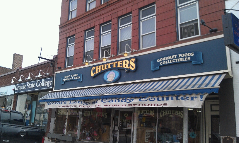 Chutters Candy Store- Littleton