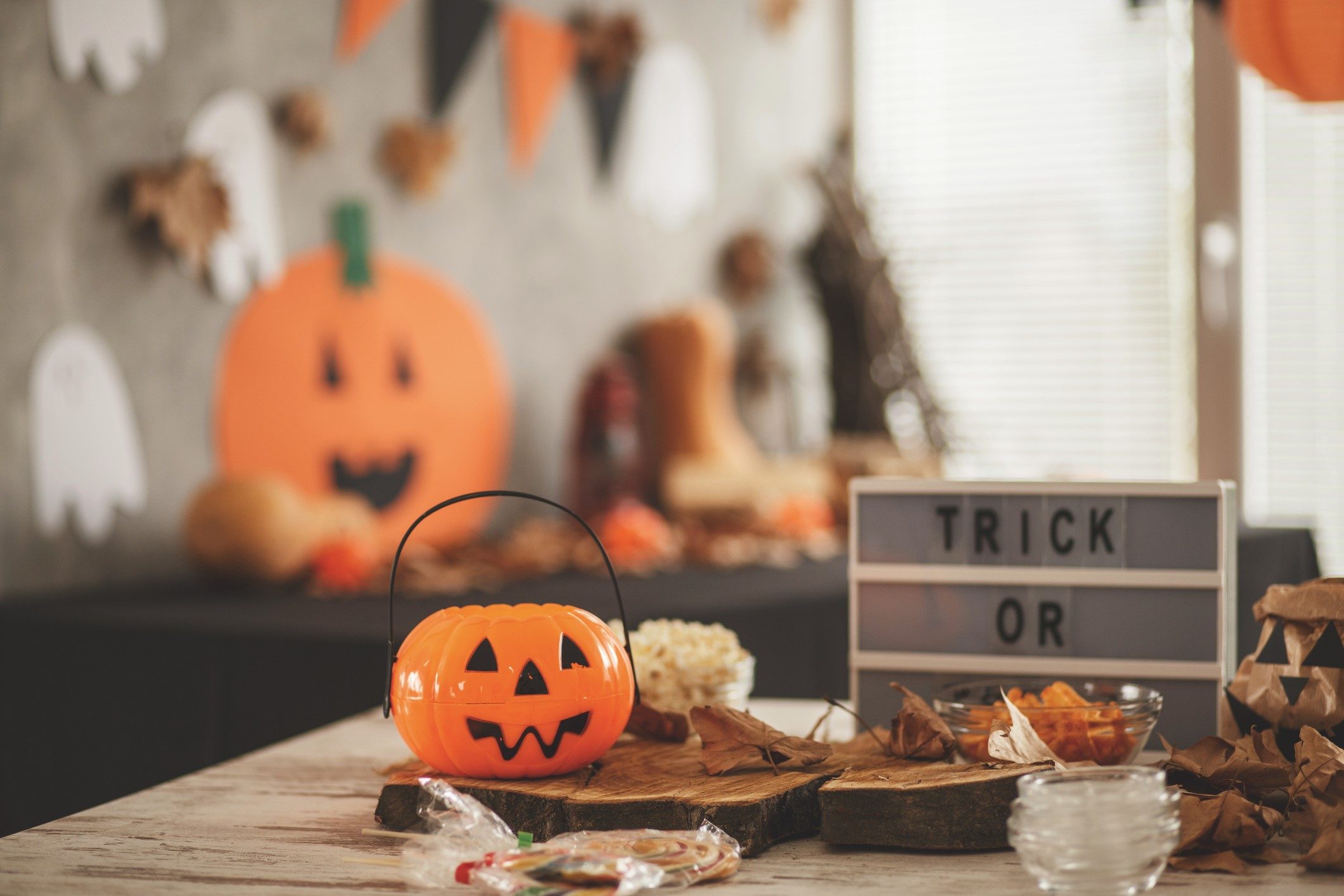 Best Campgrounds for Celebrating Halloween