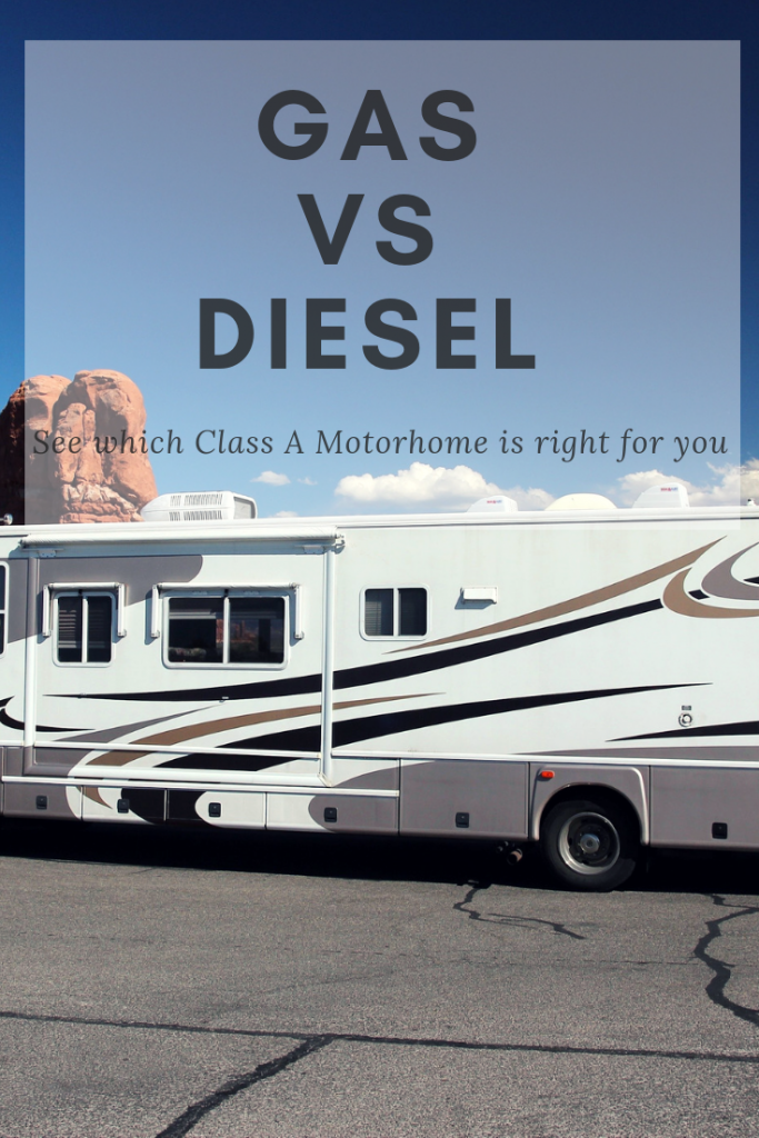 If you are trying to decide between a gas or diesel class a, then here is everything you need to know to ensure you make the right decision for you.