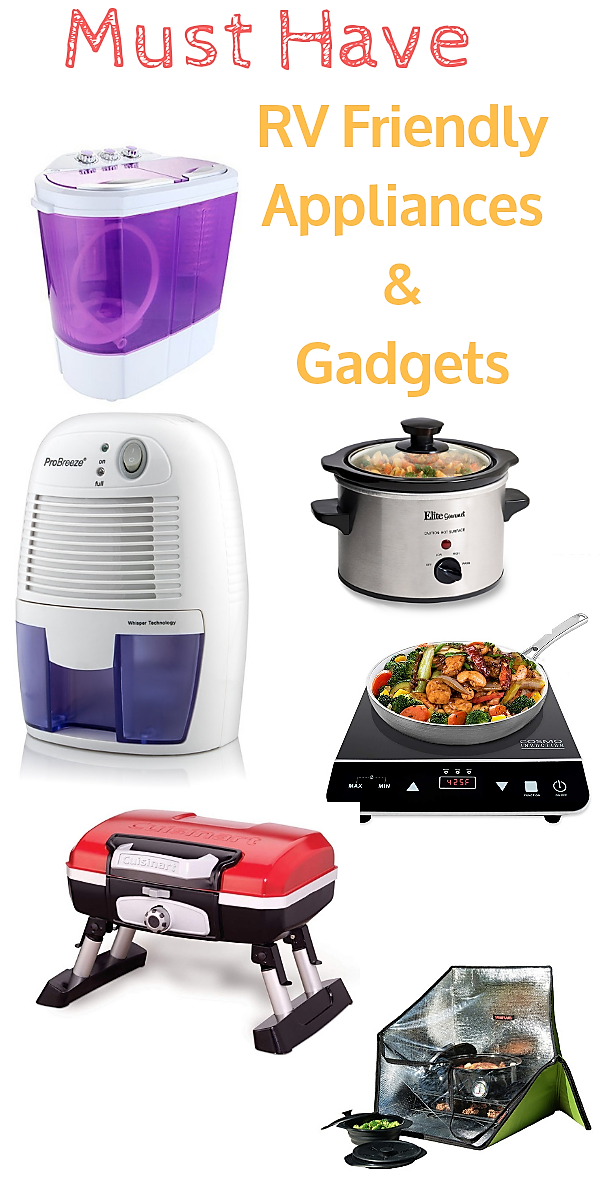 Must Have RV Appliances