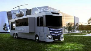 5 Incredible Luxury Motorhomes