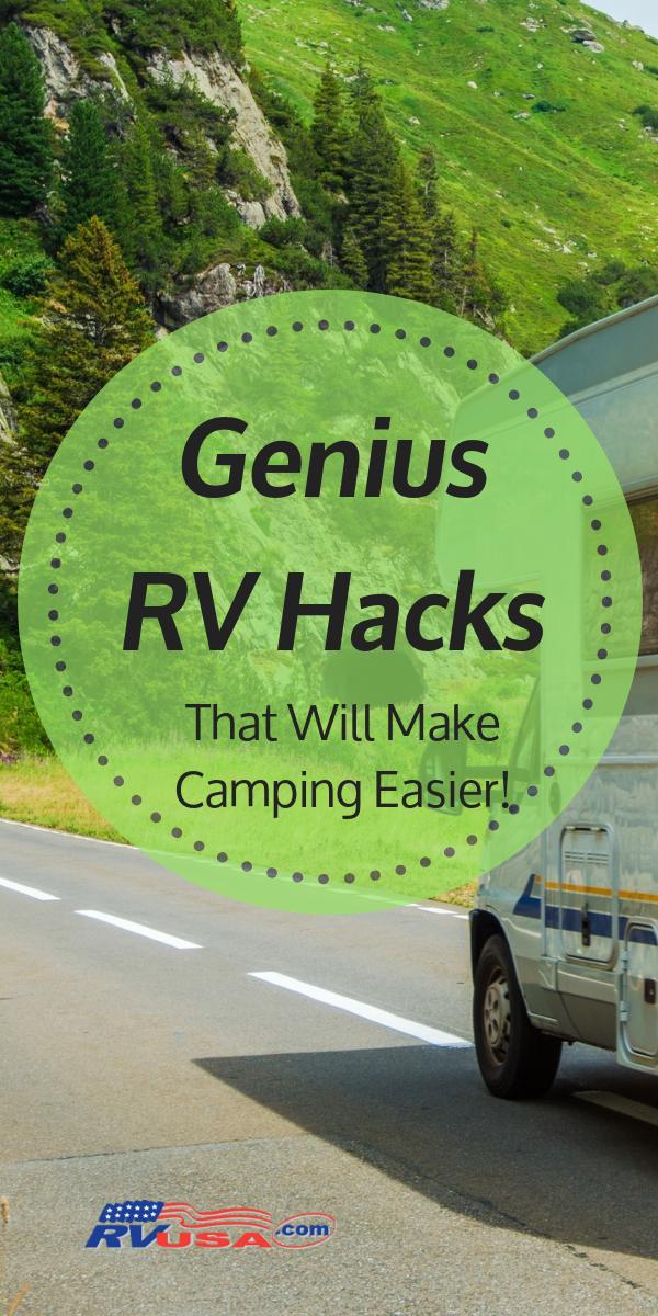 Genius RV Hacks