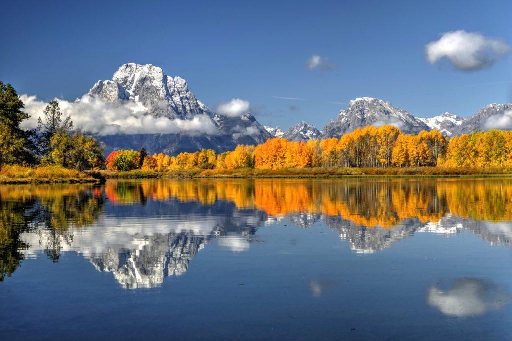 Jenny Lake Trail- Grand Tetons National Park, Wyoming