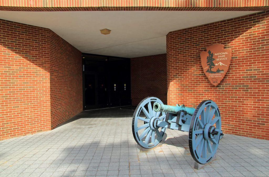 Yorktown Visitors Center