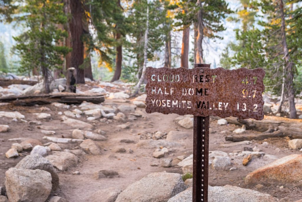 Yosemite Hikes: The Clouds Rest Trail