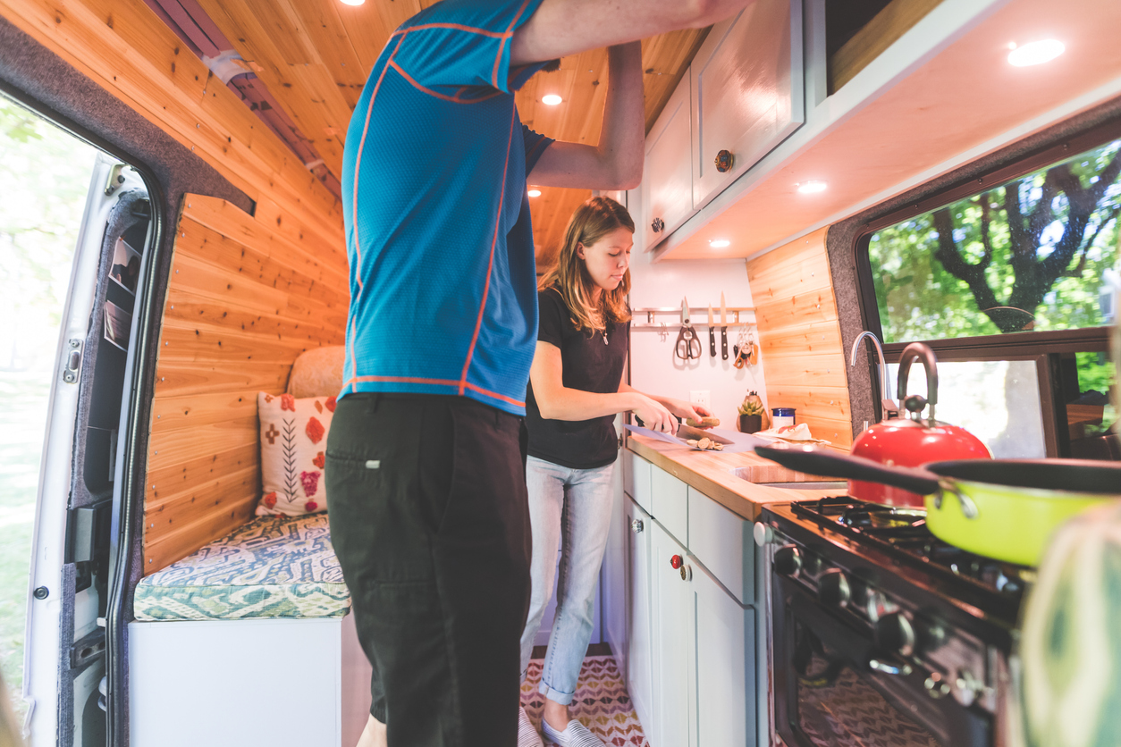 Why Living in an RV is Better Than Living in a House