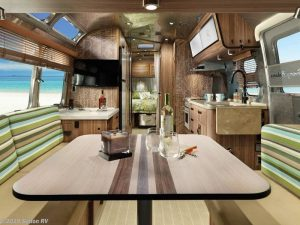 The Tommy Bahama Airstreams