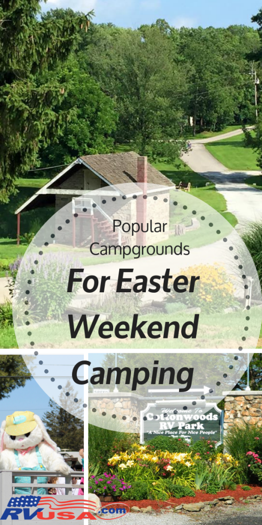 Popular Campgrounds to Enjoy Easter Weekend