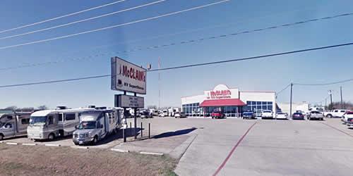 McClain's Rockwall Dealership