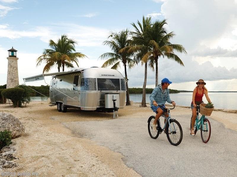 The Tommy Bahama Airstreams