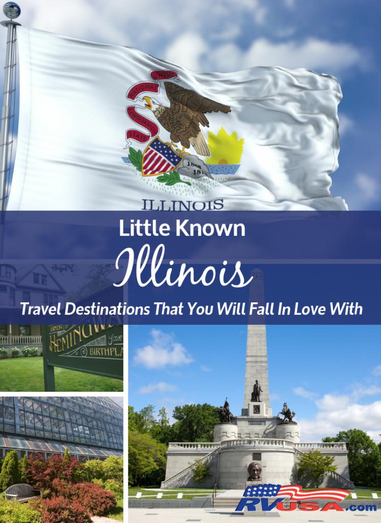 Little Known Travel Destinations in Illinois
