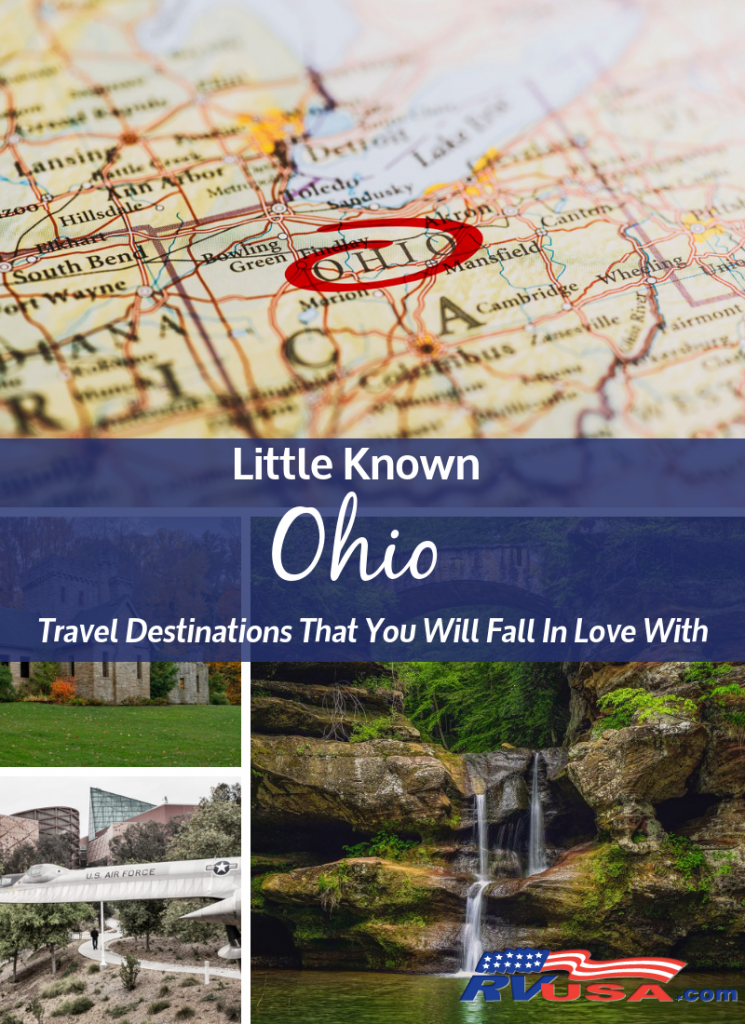 Simply passing through or making Ohio your final destination, be sure to make a stop at a few of these little known travel destinations in Ohio!