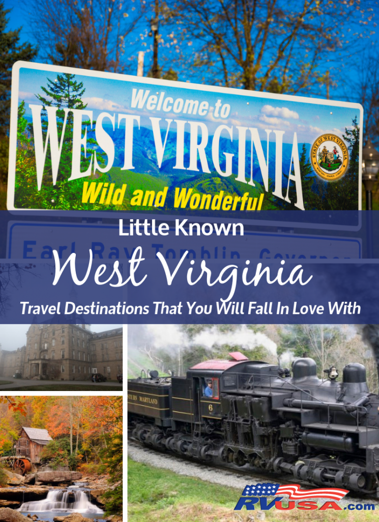West Virginia is home to some rather neat and unique attractions. Love a good ghost hunt? Check out West Virginia. What about breathtaking views of black water waterfalls? West Virginia has them. The point is that you won't have to travel far once you're in the state to keep you and your family busy for your vacation. Keep reading for the rest of the amazing, off the beaten path destinations we found!