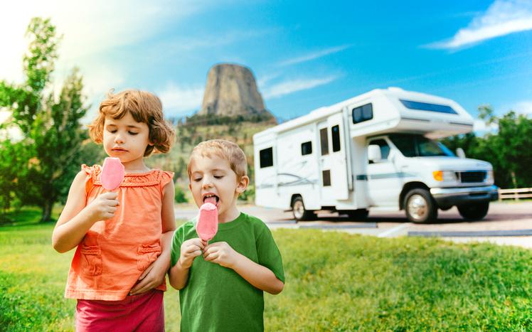 Summer RV Travel