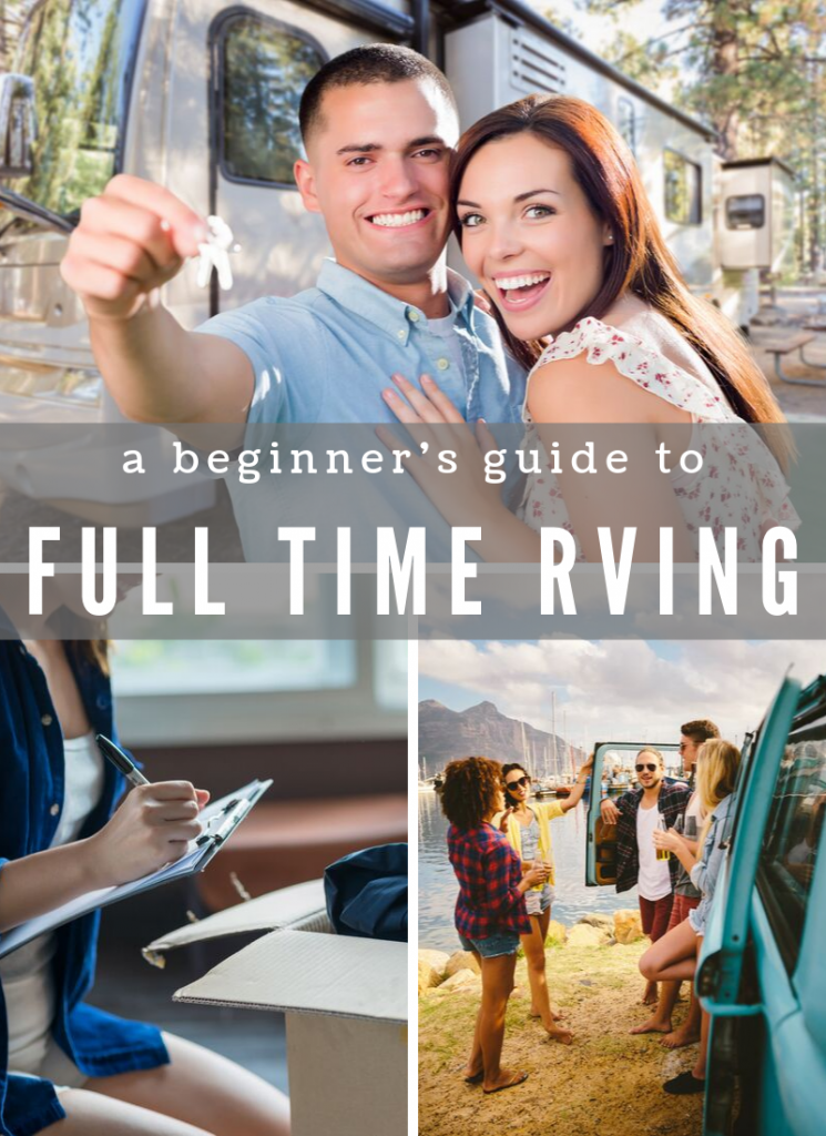 So you're considering hitting the road full-time in your RV. That's an exciting place to be! You're drawn to the no-frills, home-is-everywhere way of life and you feel like you're ready to take the plunge. Knowing where to start with completely transitioning your way of life can be overwhelming though, so we are here to help. Here are 6 things for beginners to do before committing to full-time RVing.