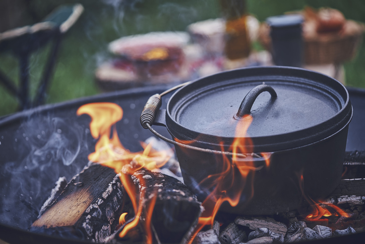 8 One Pot Camping Recipes