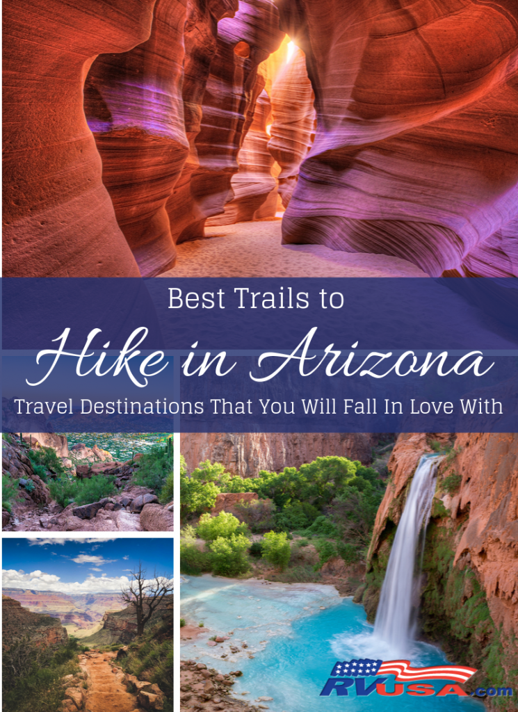 Whether you're in Phoenix, Tuscon, Sedona or Flagstaff, there is no shortage of breathtaking hiking trails in Arizona to connect you with nature.
