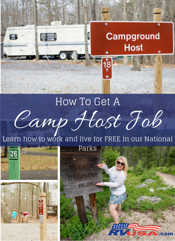 Are you finally ready to pursue your passion and become a National Park Camp Host? This may have been a dream that you have had for years! Living out near the wilderness, disconnecting a bit from the busy world out there, and being that friendly and helpful face to travelers near and far! If this is something that you are striving to do, we can help!