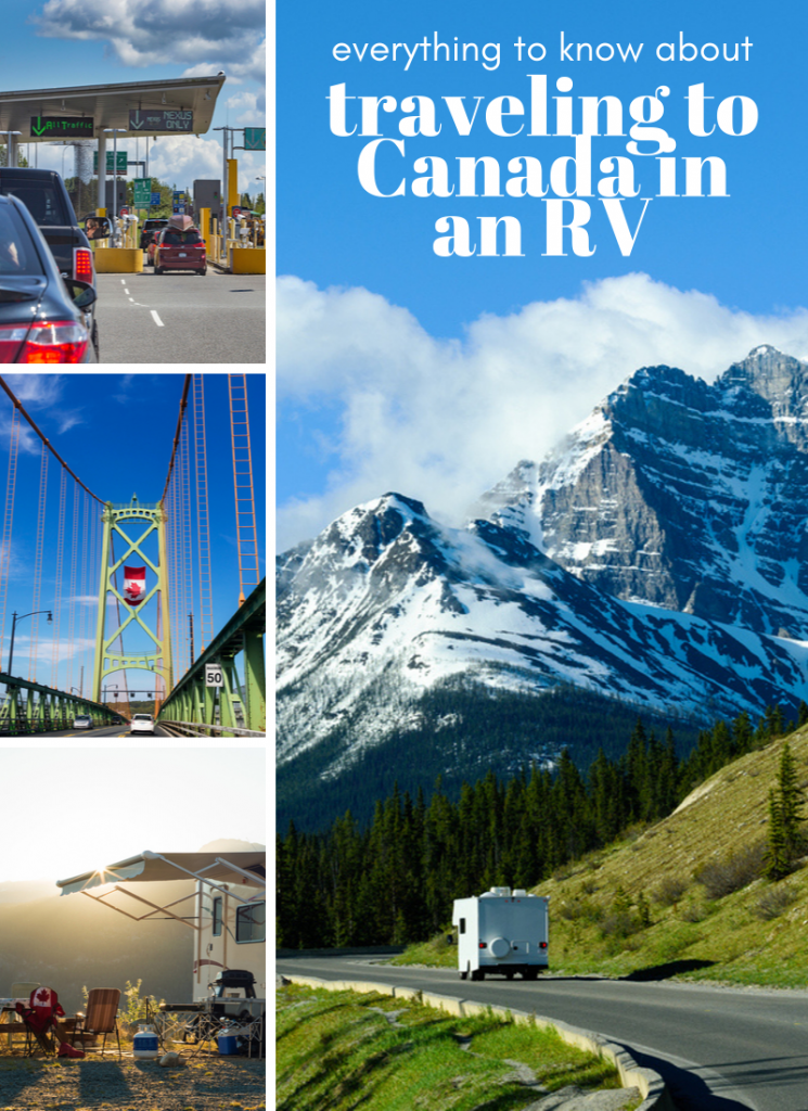 Canada in Your RV