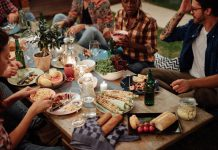 Recipes for Thanksgiving in the RV