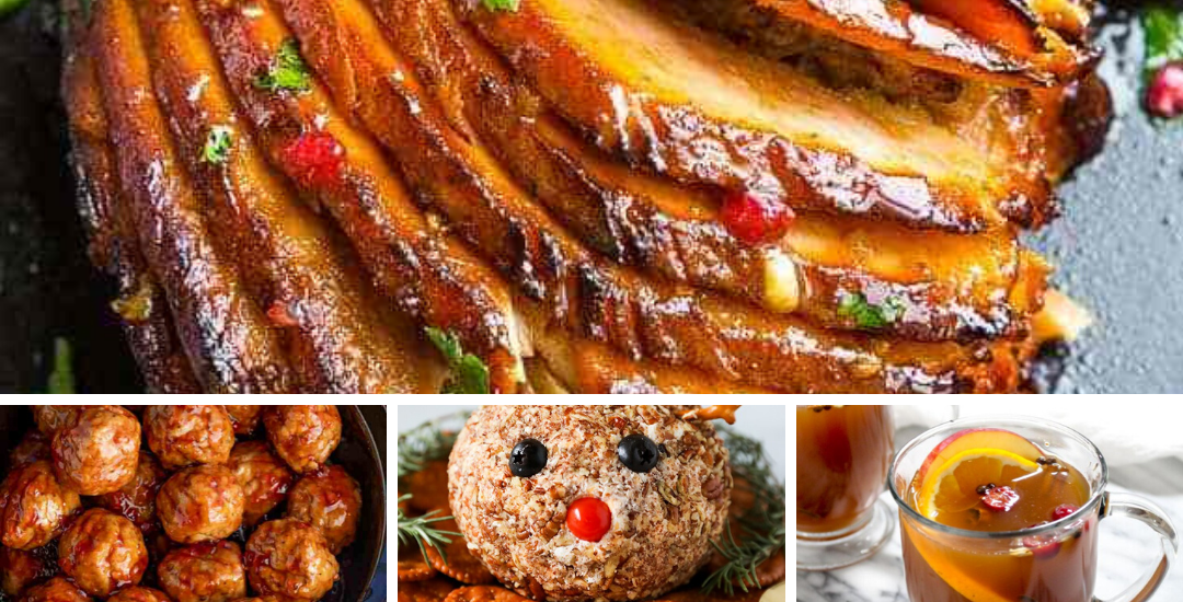 Christmas Recipes for the RV