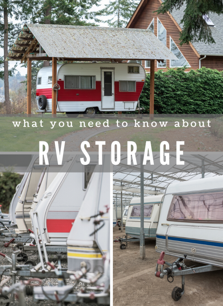 What You Need to Know About RV Storage