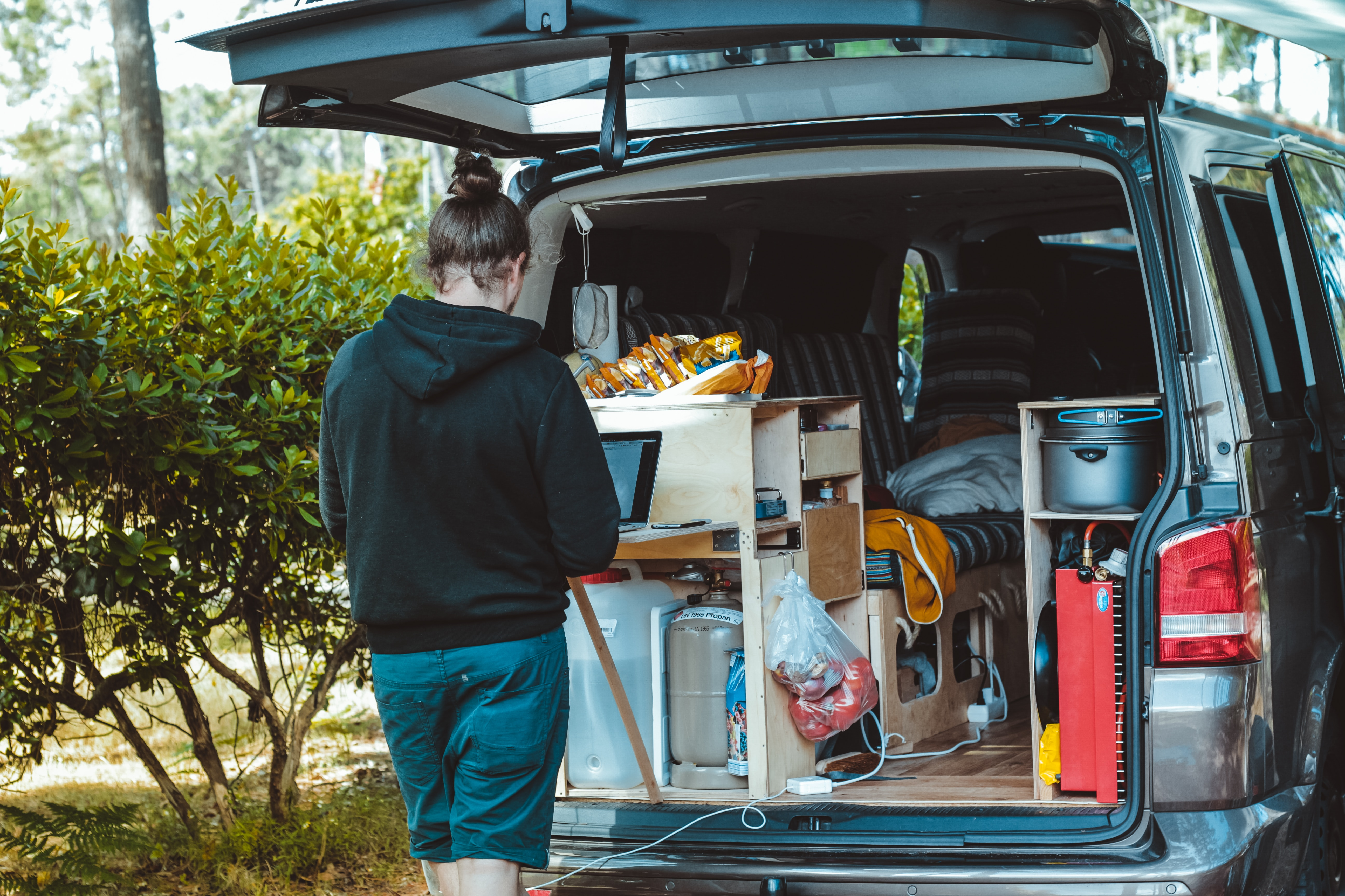 The Benefits of Solo RV Living