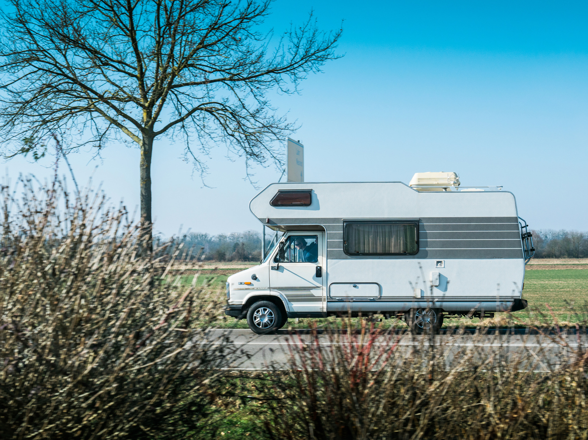 How Old Is Too Old for a Used RV?