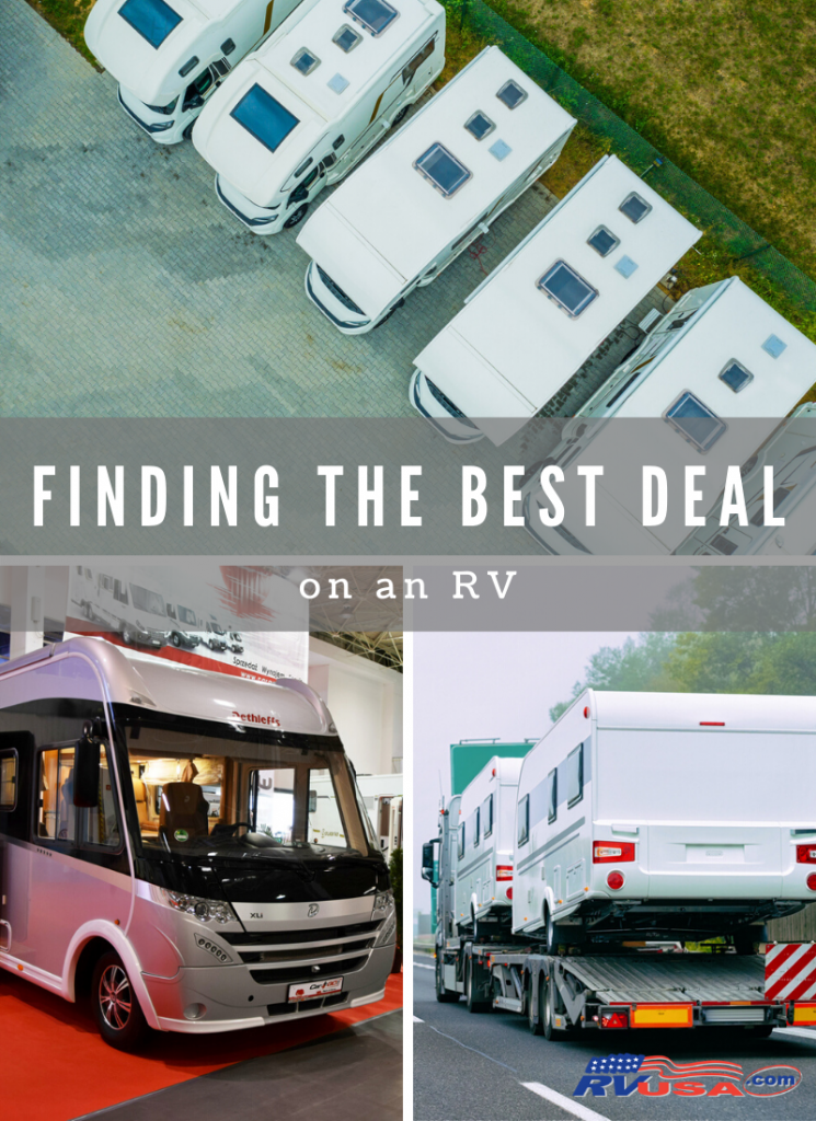 Best Deal on an RV