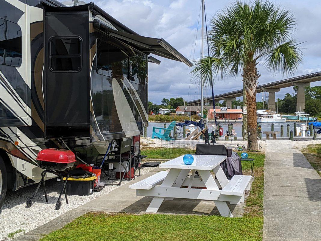 Perdido Key, Florida, Florida RV Park