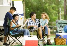 RVing with kids comes with its own challenges, but the payoff is well worth it. Learning how to function as a family unit in a small space can produce well-rounded kids