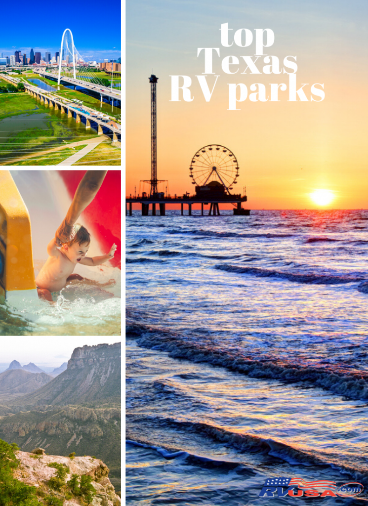 The Best Texas RV Parks: From the Rio Grande to the Gulf and everything in between, there's an RV park in Texas calling your name...