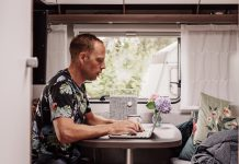 benefits of an RV as a mobile office
