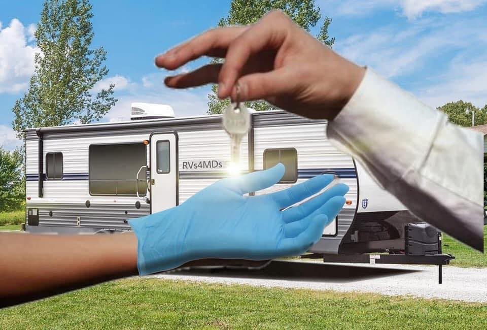 RVs 4 MDs Facebook Group Connects RV Owners with Medical Professionals