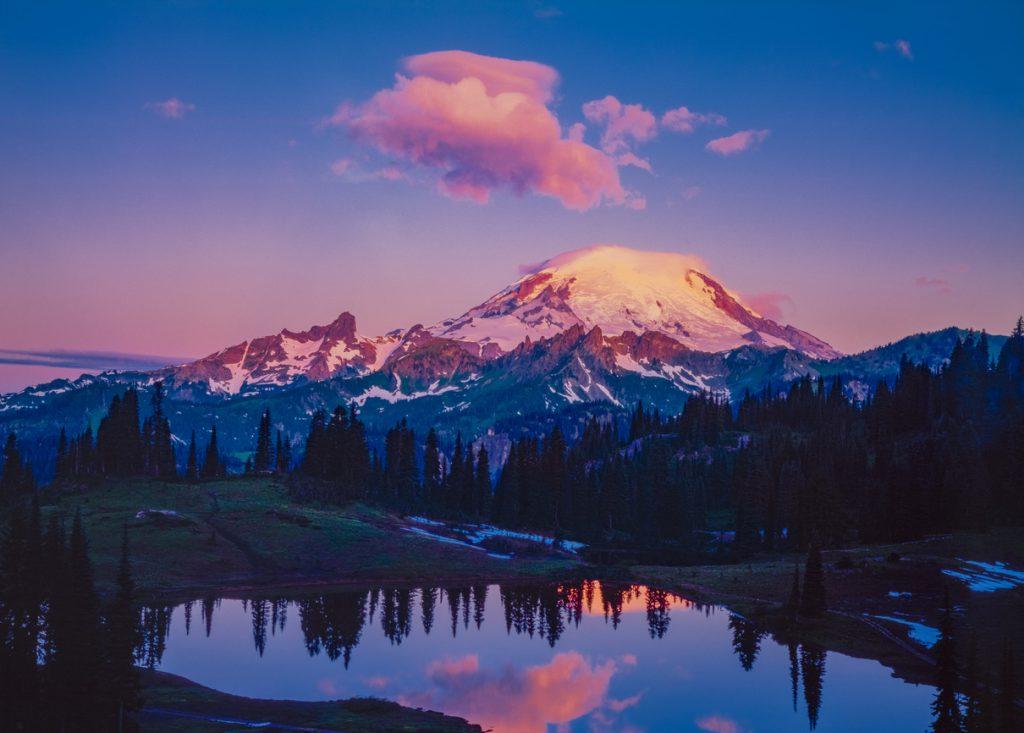 Mount Rainier, WA Best RV Park