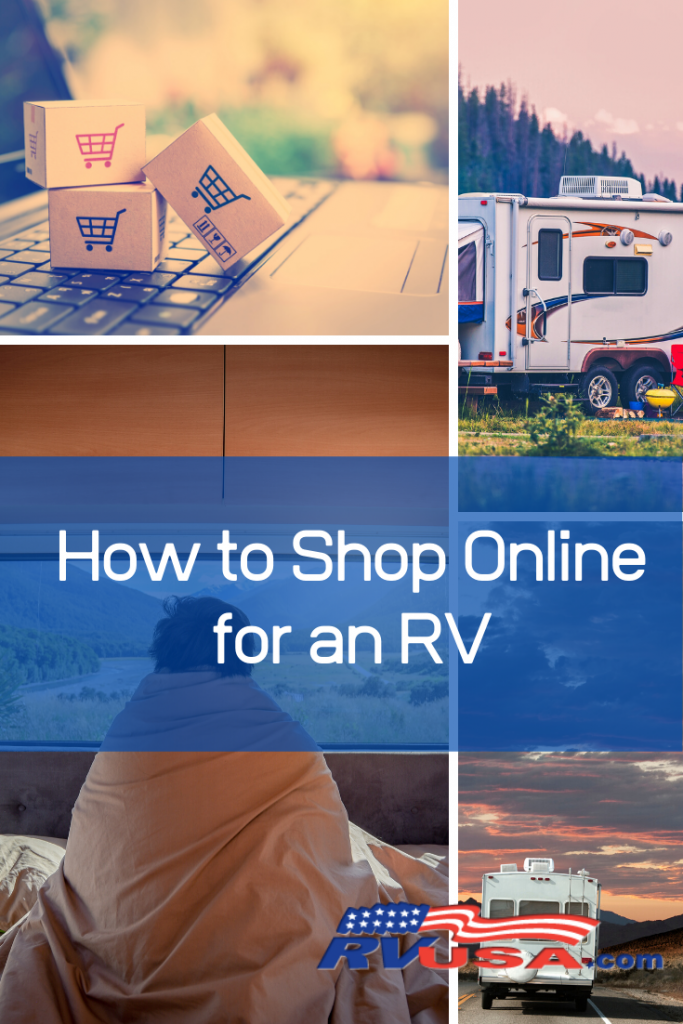 How to Shop Online for an RV
