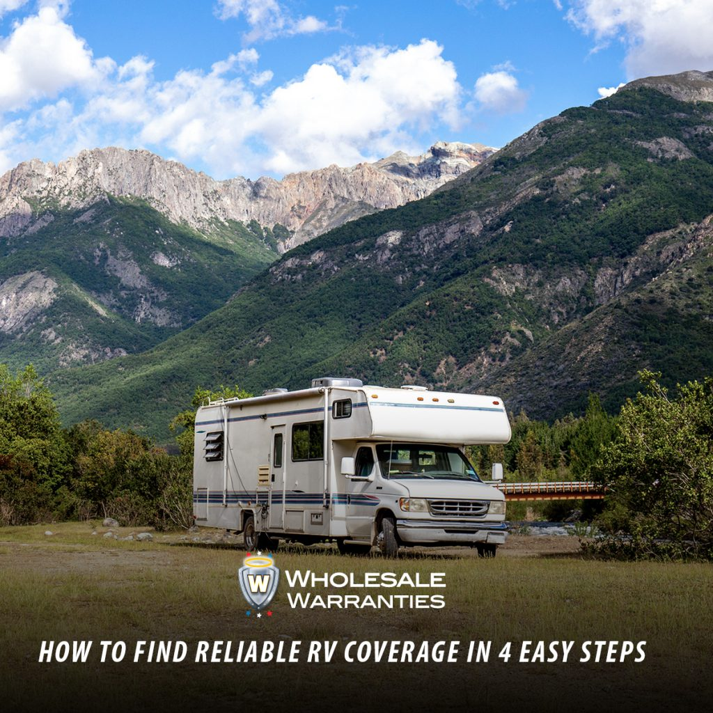 Reliable RV Coverage